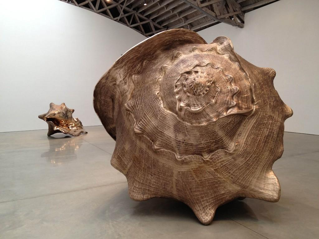 The Bronze Seashell Sculptures of Marc Quinn