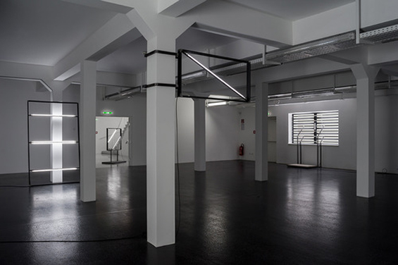 Valentin Ruhry's Quietly Stunning Installation, 'Réclamer'