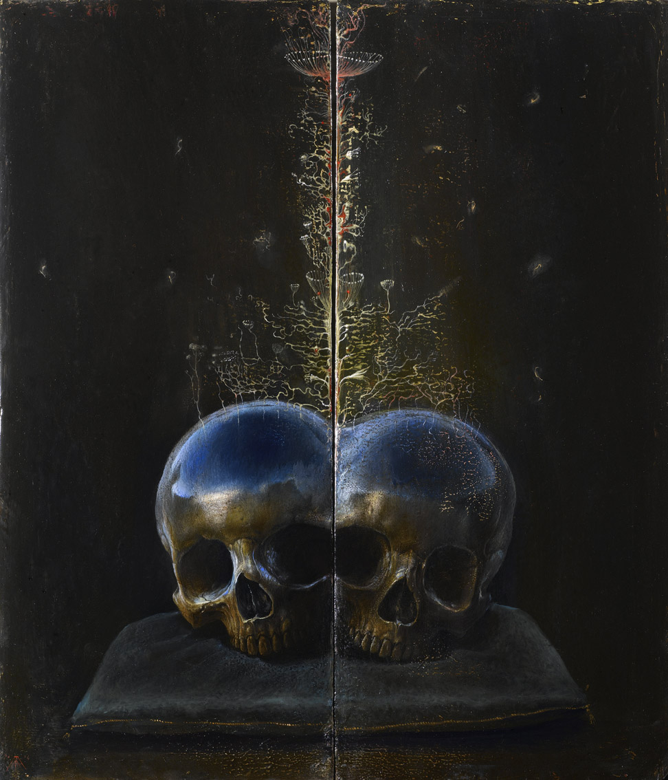 The Visionary Worlds of Agostino Arrivabene