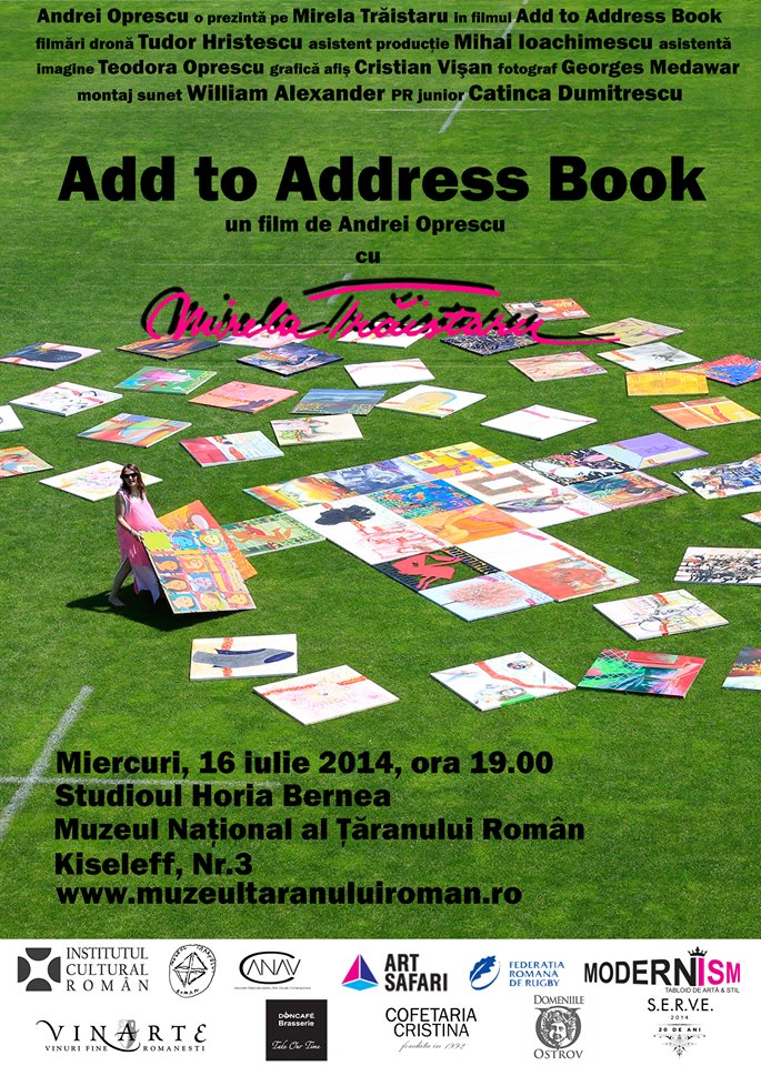 Add to Adress Book @ MTR