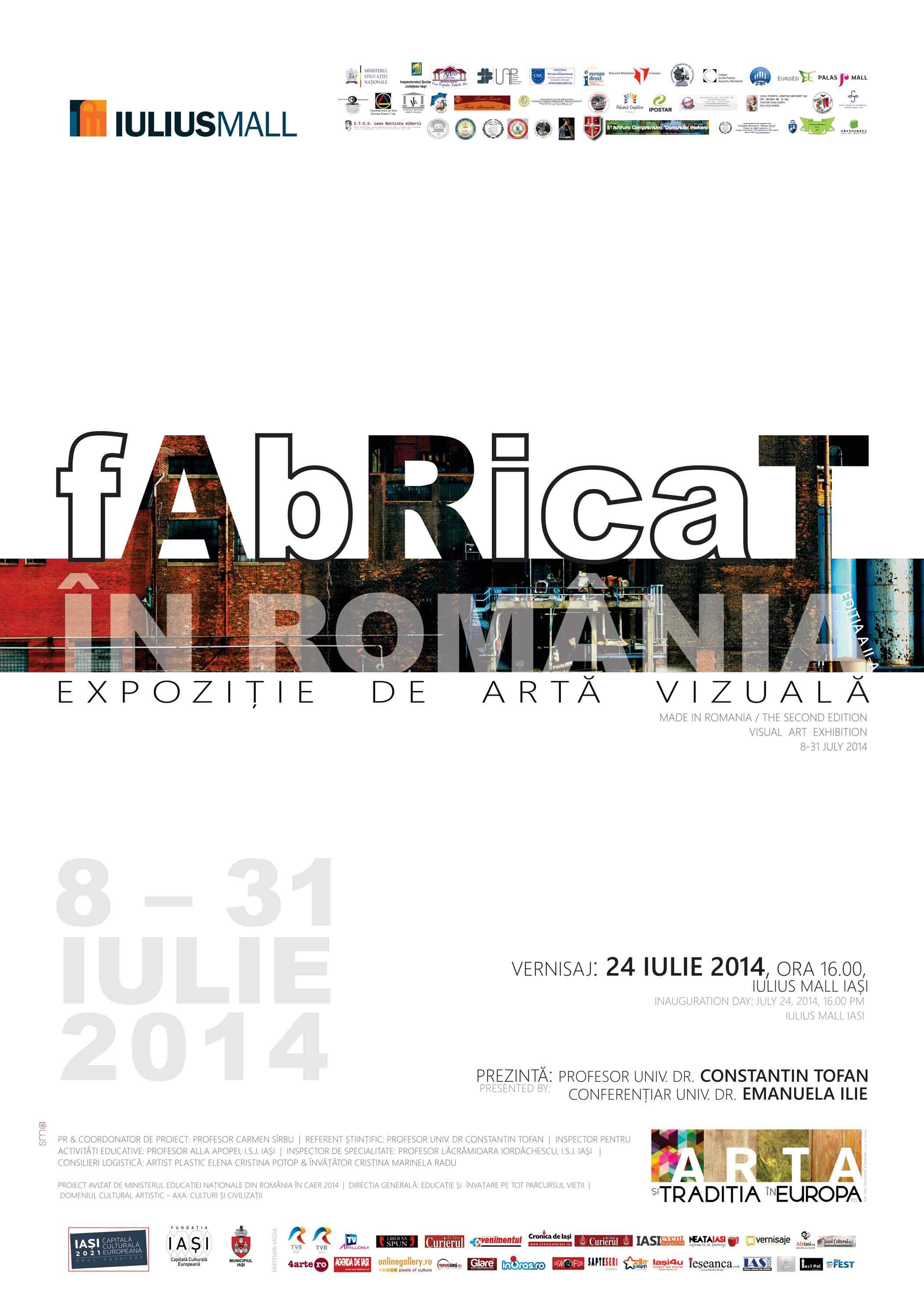 Fabricat în România @ Iulius Mall Iași