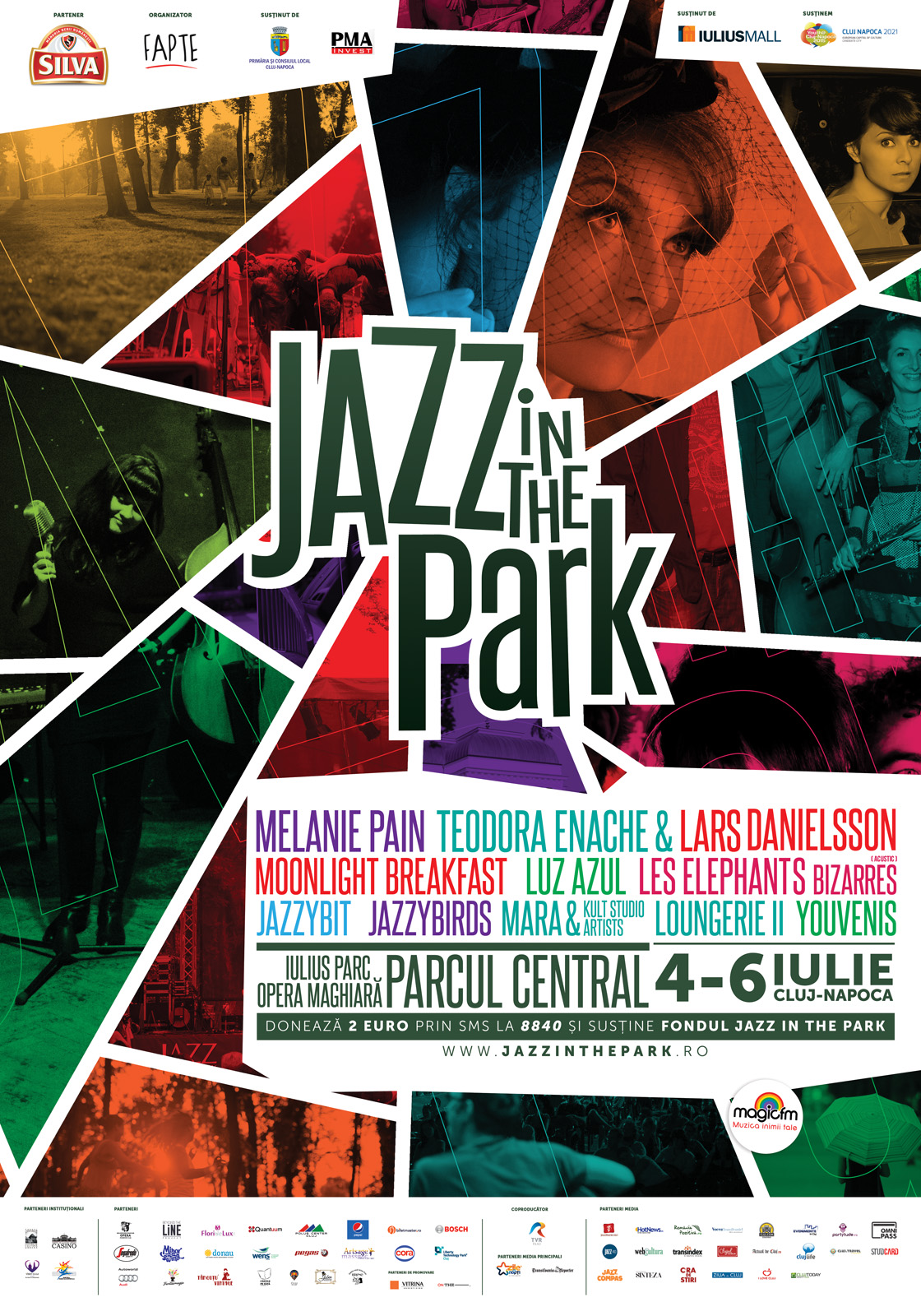 Jazz in the Park @ Parcul Central Cluj