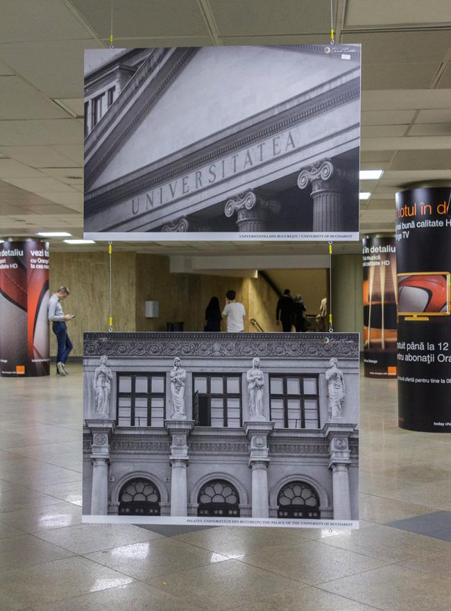Expoziție de fotografie – Universitatea din București 150 de ani