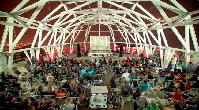 Filmul de Piatră – Festival de film organizat de voluntari