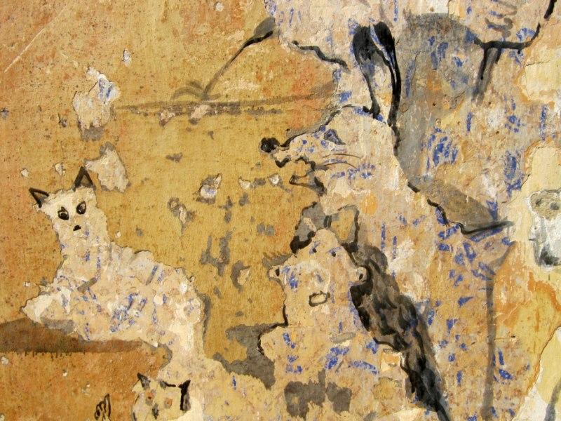 Andor Komives – Povestile zidurilor