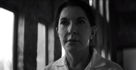 adidas Teams Up With Marina Abramovic To Reenact Her Famous Performance From 1978 For The World Cup