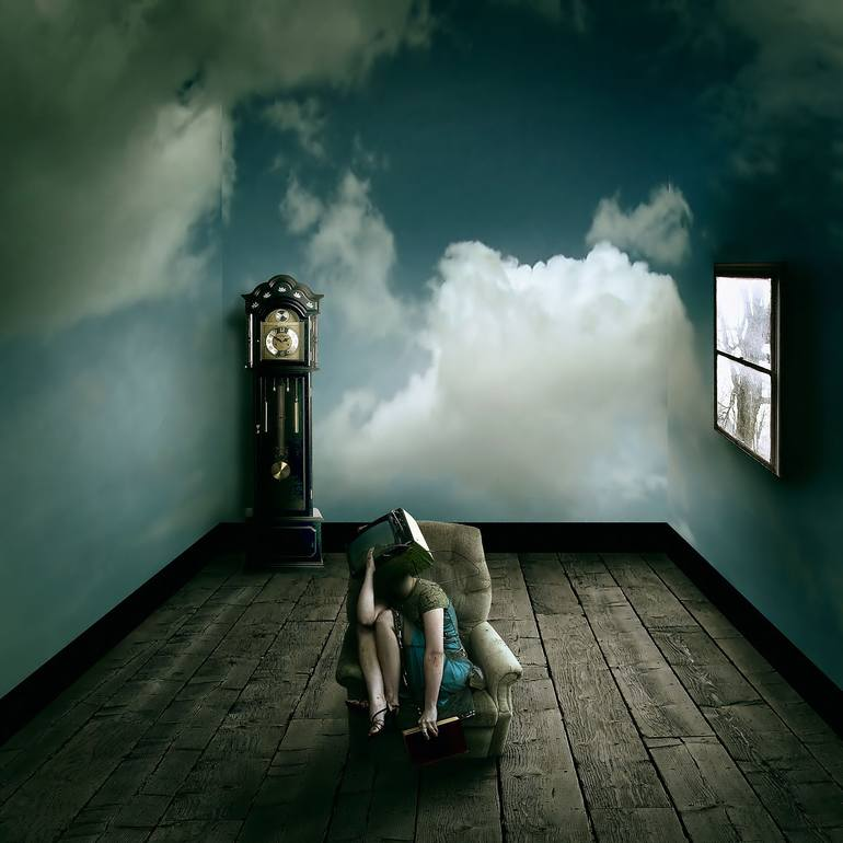 Post-apocalyptic and Nightmarish Creations by Michael Vincent Manalo