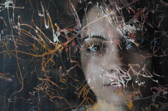 Andreea Albani @ The Royal Academy Summer Exhibition, London