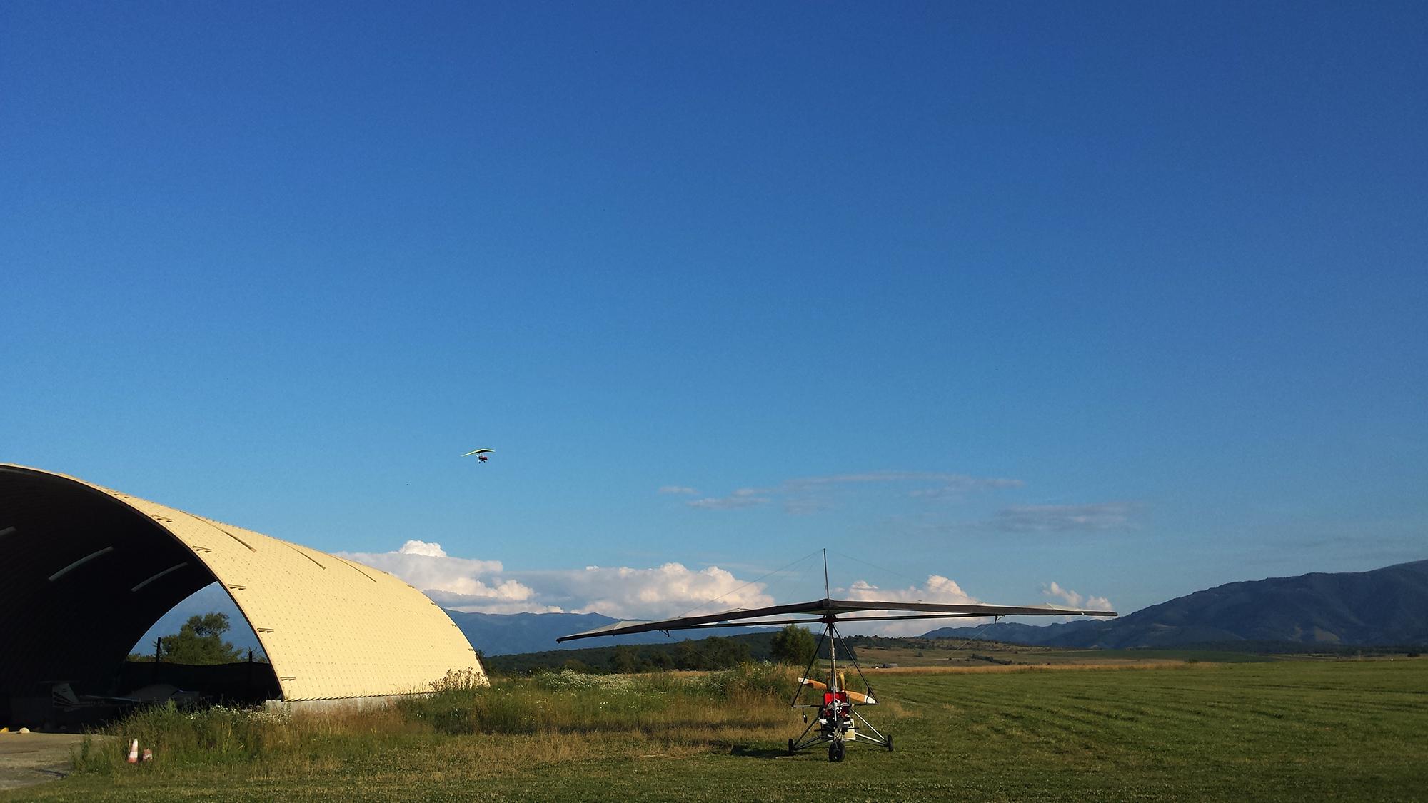 Muzică electro și sporturi extreme, la cel mai tânăr festival din Sibiu: Airfield Festival