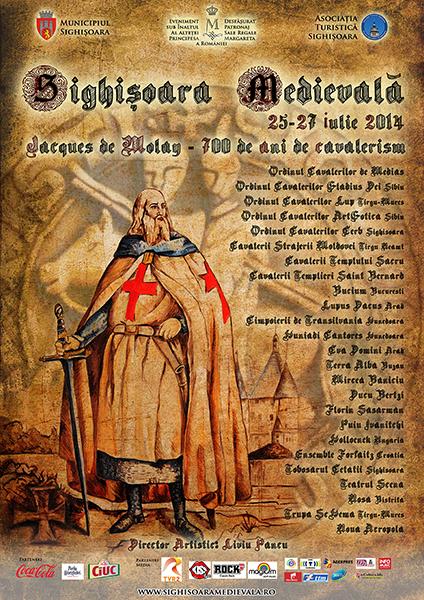 Festivalul Sighișoara Medievală  2014