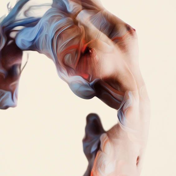 Alberto Sevesos Liquid Nudes