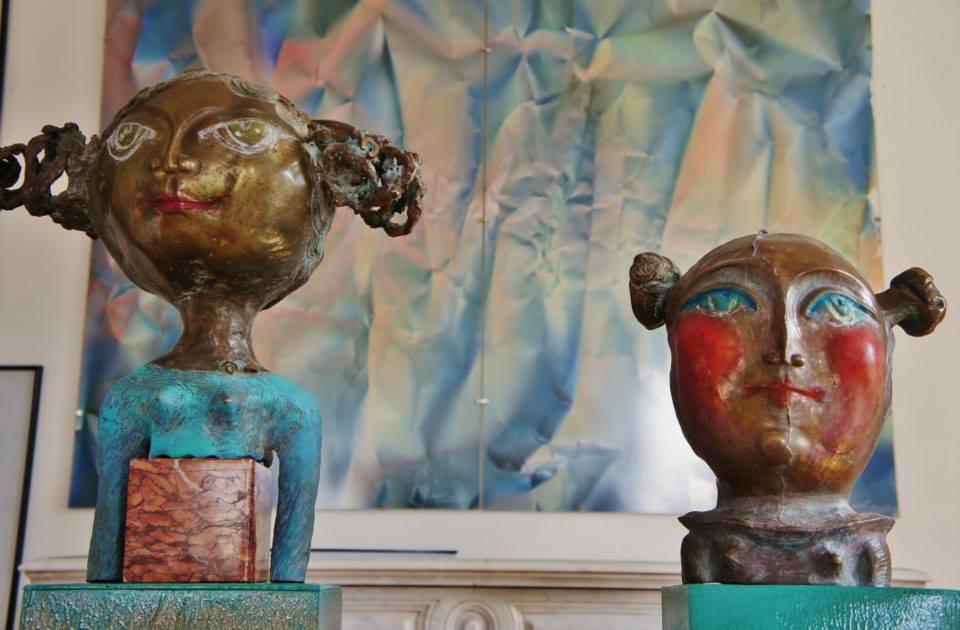 Exposition Interférences 3 regards contemporains @ Neuilly sur Seine