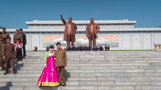 Extremes Of North Korea's Developing Capital Recorded Beautifully In This Time-Lapse Video