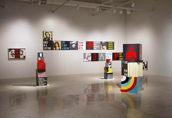 Kristin Bauer And Emmett Potter's Appropriations Of Pop Culture