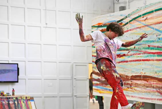 Matt-Reilly-Painting-Installation-5