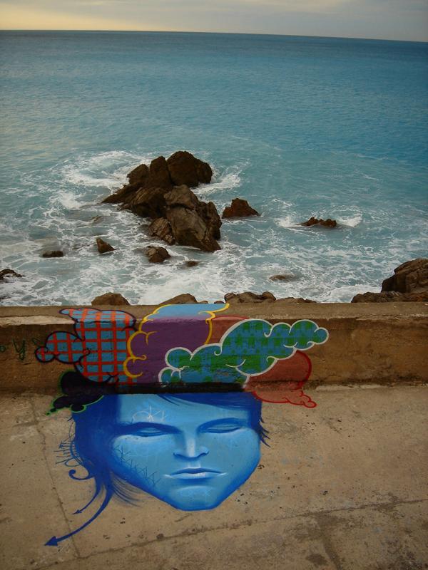 Street Art by Okuda