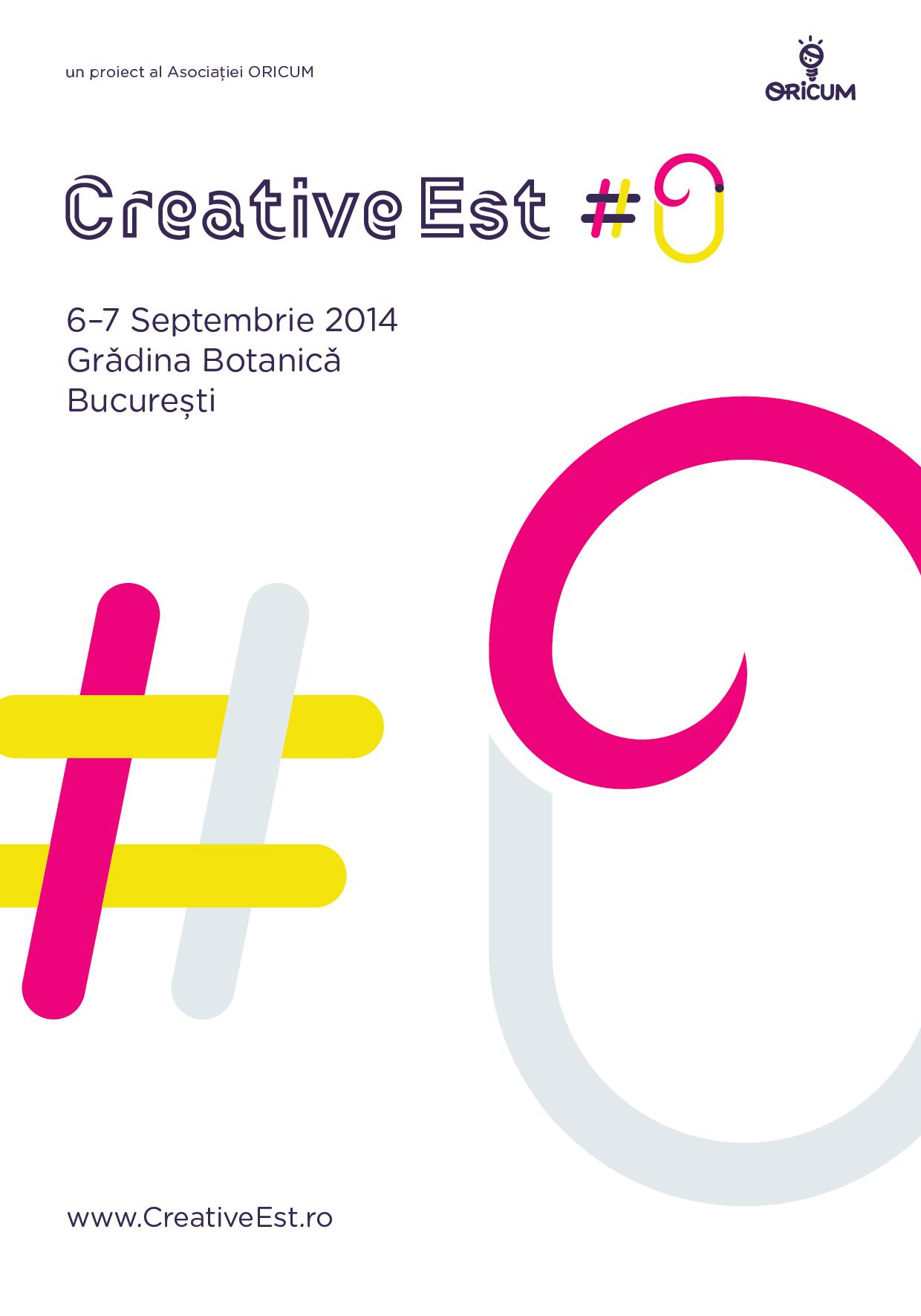 Creative Est #0, prima ediție a unui festival dedicat industriilor culturale și creative din România