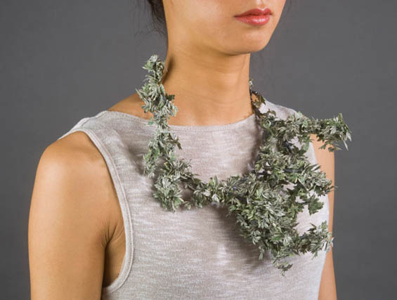 Lauren Tickle's Exquisite Jewelry Made From US Currency