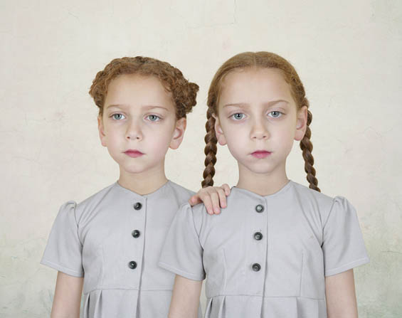 Loretta Lux's Surreal Portraits Of Mysterious Children