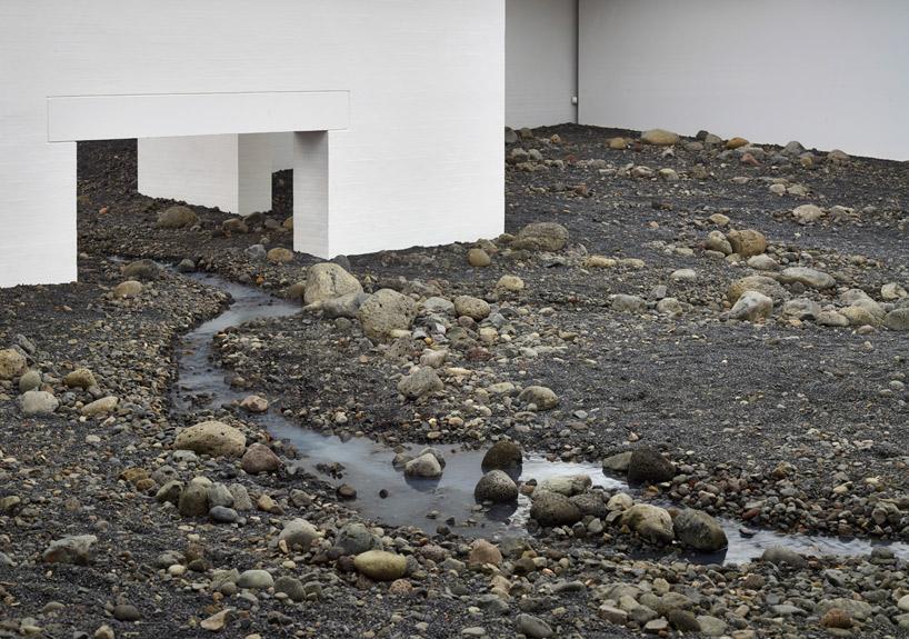 "Olafur Eliasson ""Riverbed"" @ Louisiana Museum of Modern art, Denmark"