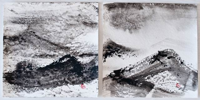 peisaj imaginar - pictura - lucian muntean 05
