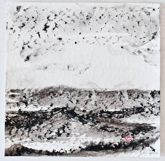 peisaj imaginar - pictura - lucian muntean 06