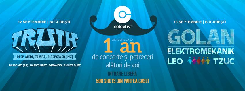 Clubul Colectiv, hub creativ într-o fostă fabrică de teniși din București, împlinește un an