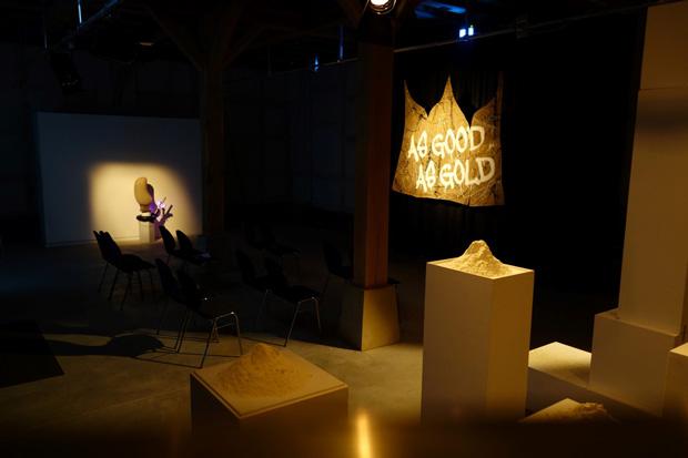 """Apparatus 22 – """"AS GOOD AS GOLD"""" @ Akademie Schloss Solitude, Stuttgart"""