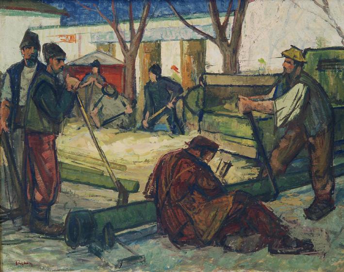 Generația 60 @ Muzeul Judeţean de Artă «Centrul Artistic Baia Mare»