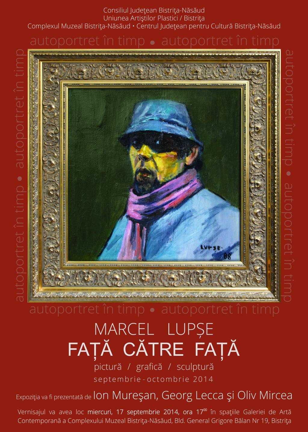 Marcel Lupșe – Față Către Față