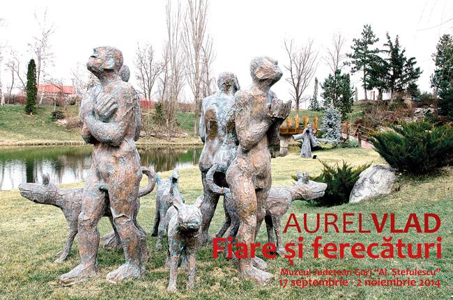 """Aurel Vlad, """"Fiare şi ferecături"""" @ Muzeul de Istorie şi Arheologie din Târgu-Jiu"""