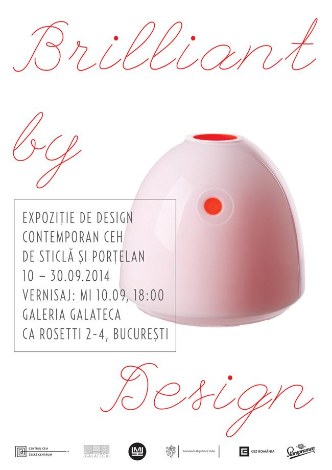 Designeri cehi vin la București să-și prezinte lucrările