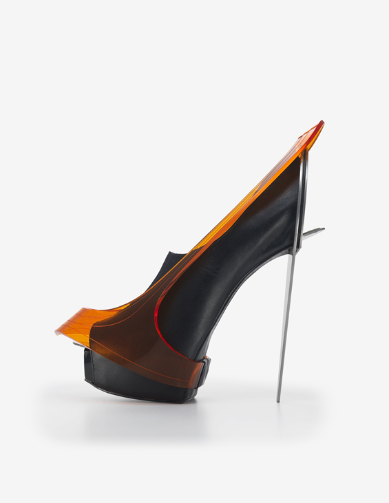Killer Heels Exhibit Shows 400 Years Of High Heel Evolution