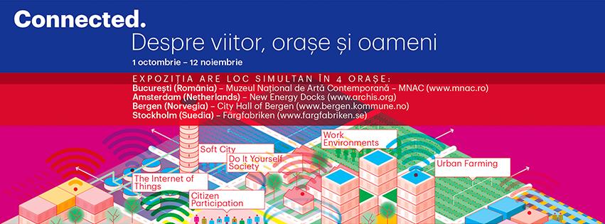 Connected. Despre viitor, orașe și oameni @ MNAC
