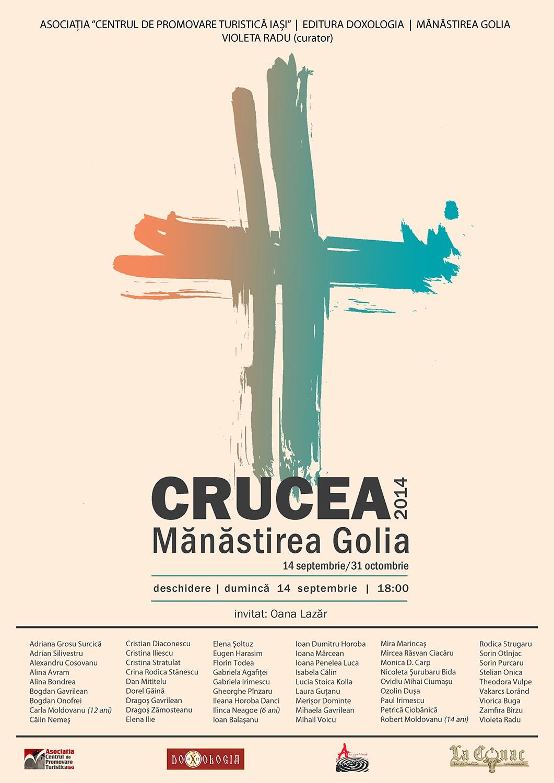 """Expoziția """"Crucea"""" 2014, ediția a IV-a, la Mănăstirea Golia Iași"""