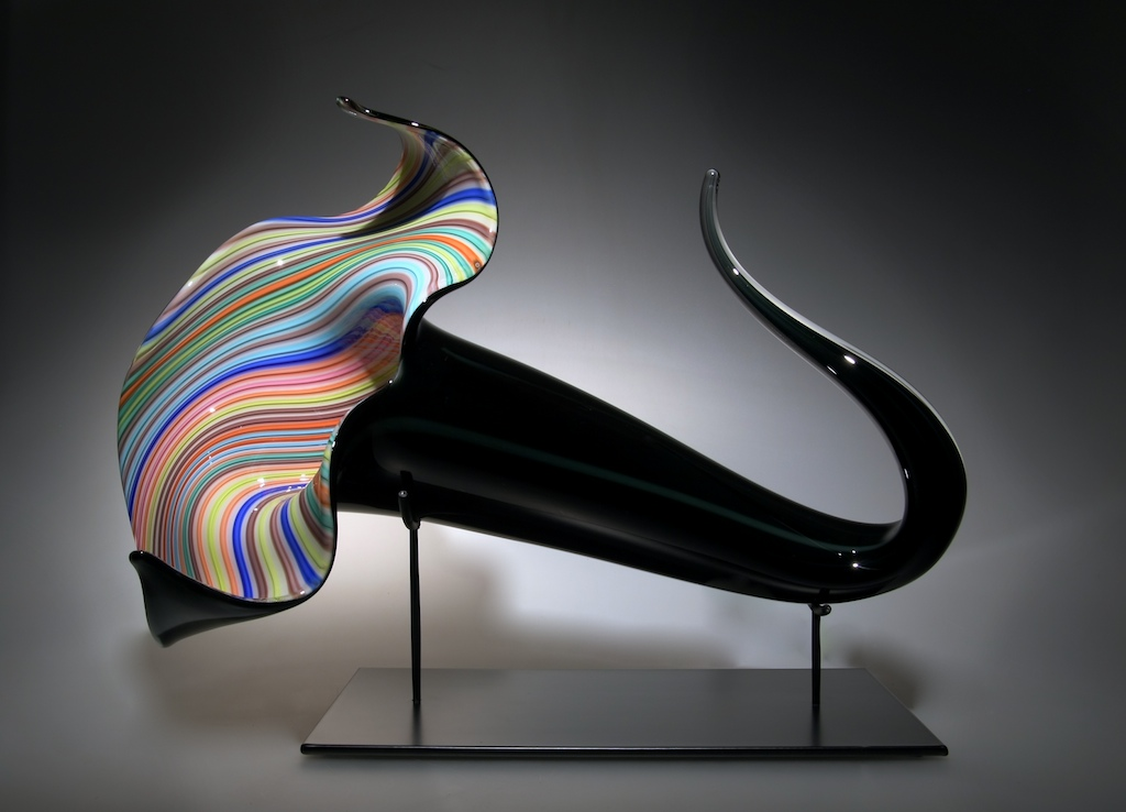 The Beautiful Hand Blown Glass of David Patchen