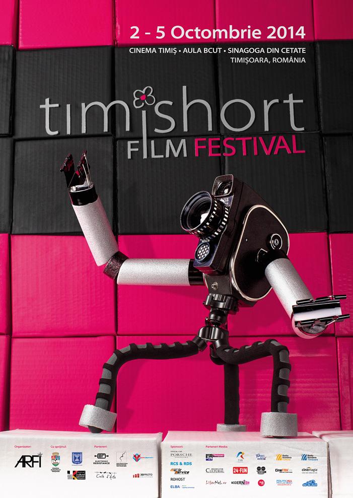 Țări, festivaluri, regizori și școli de film invitate la Timishort