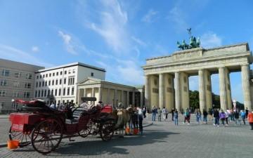 Călin Hentea – Berlinul toamna