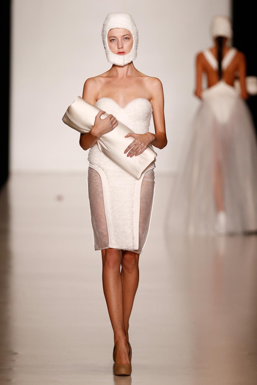 WOMAN N - SS 2014 Collection Carmen Emanuela Popa, foto credits SS 2014 MBFW Russia