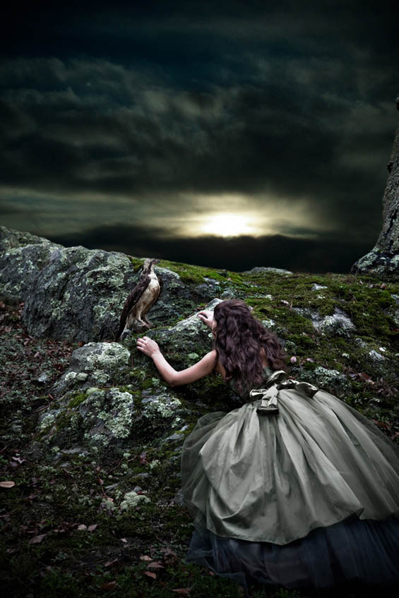 Claire Rosen Inserts Herself Into Dark Version Of Classic Fairy Tales