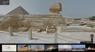 Google Maps Adds Egyptian Monuments Like the Great Pyramid of Giza to Street View