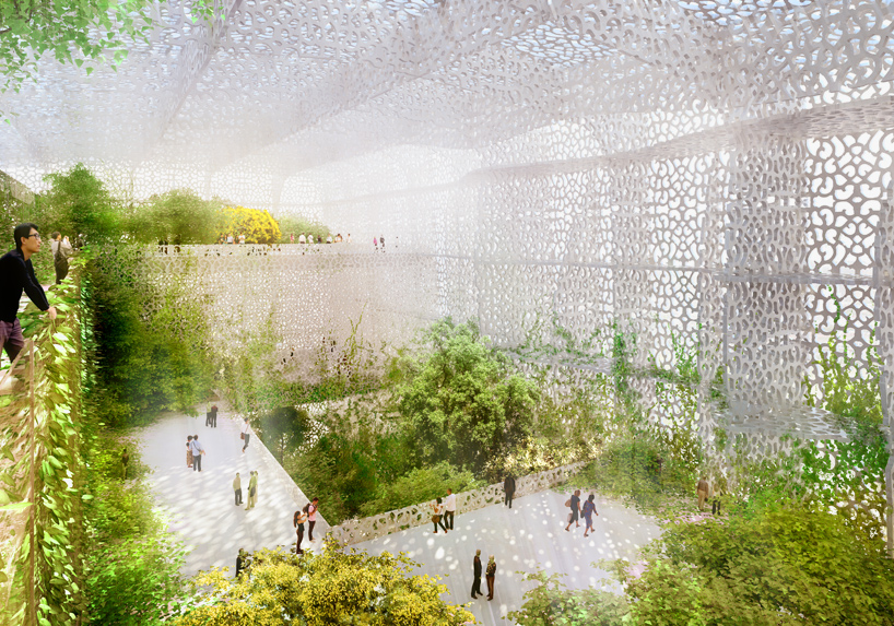 Jean Nouvel reveals designs for National Art Museum of China