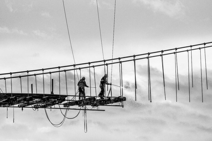 Un pont c'est tout! – Tristan Zilberman