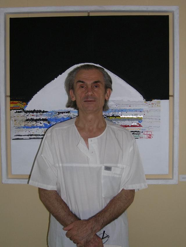 Vasile Pop Negresteanu @ Arte in Bucuresti