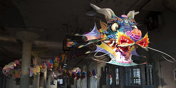 Ai Weiwei's New Exhibition at Alcatraz Island