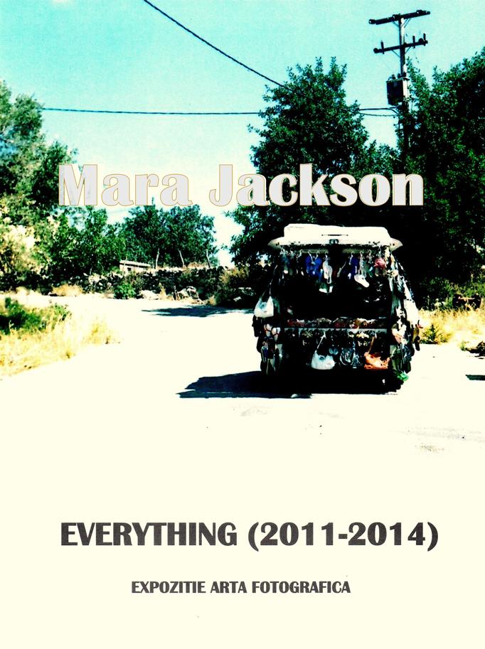 Mara Jackson, un foarte tânăr artist fotograf expune la TNB: EVERYTHING