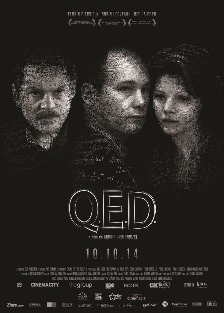 """""""Q.E.D."""", prima producție românească filmată în alb-negru de la """"Moromeții"""" încoace"""