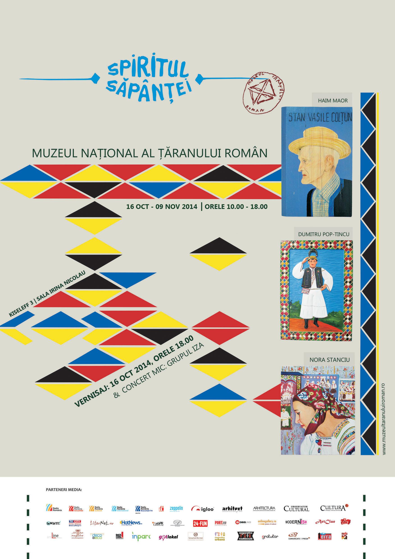 Un început de poveste maramureșeană la Muzeul Țăranului Român