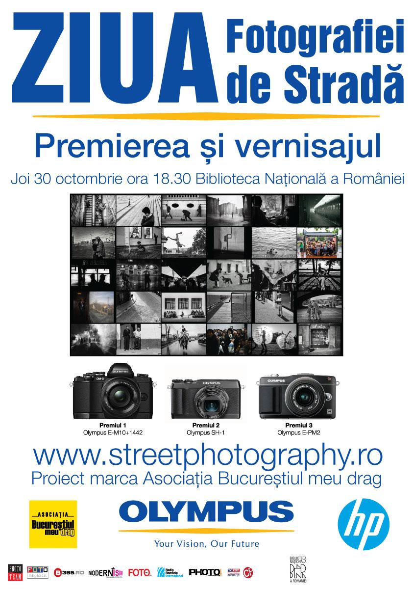 """""""Ziua Fotografiei de stradă"""" Vernisajul și premierea căștigătorilor"""