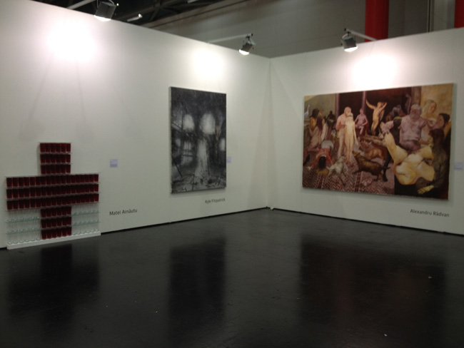 Anaid Art Gallery @ Viennafair 2014